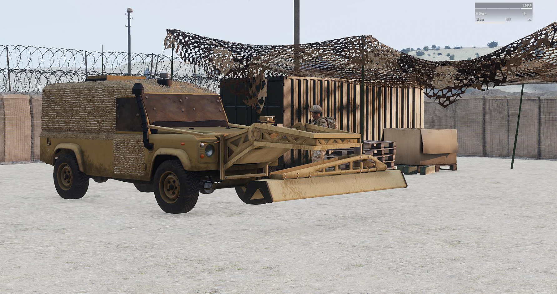 EOD Vehicle